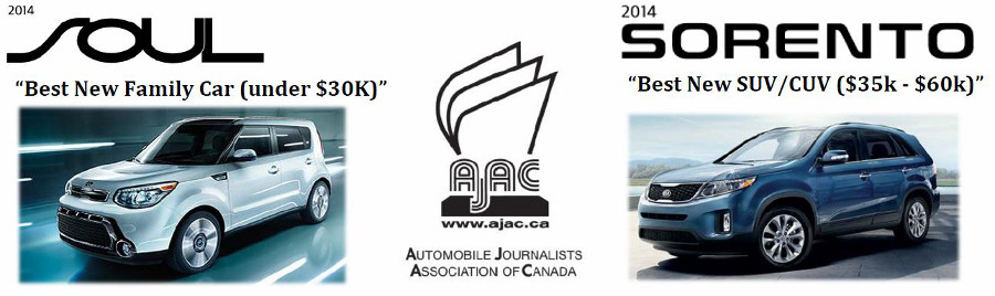 Kia AJAC Award Winners