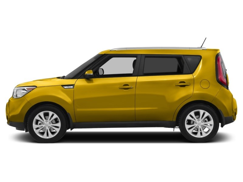 2016 Kia Soul SX LUXURY LEATHER NAV LOADED!!! Exterior Shot 7