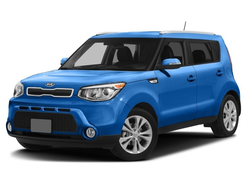 2015 Kia Soul SOUL EX ***ONLY 11300KM*** Caribbean Blue Metallic  Shot 1