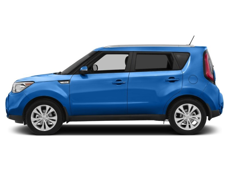 2015 Kia Soul SOUL EX ***ONLY 11300KM*** Caribbean Blue Metallic  Shot 3