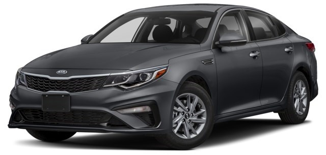 2019 Kia Optima Graphite Metallic [Grey]