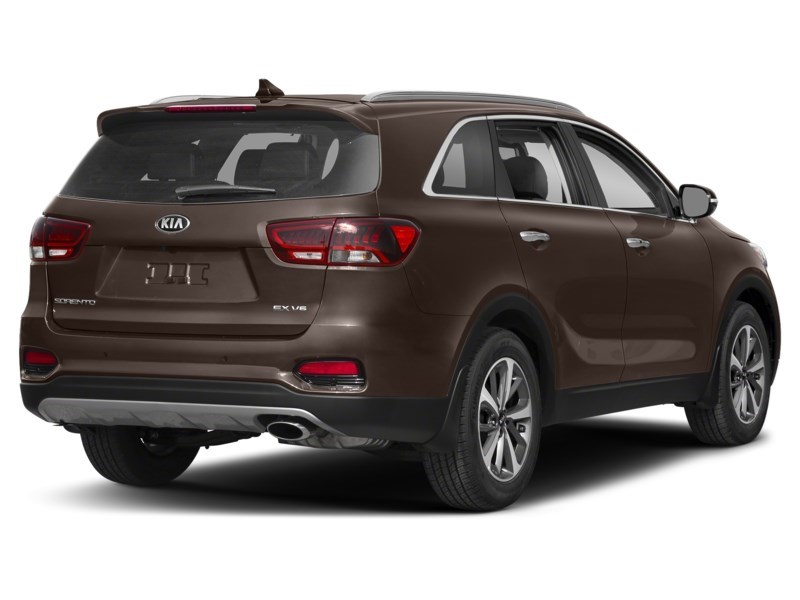 2019 Kia Sorento BRAND NEW KIA SORENTO EX V6 *7 SEATER* Dragon Brown Metallic  Shot 5