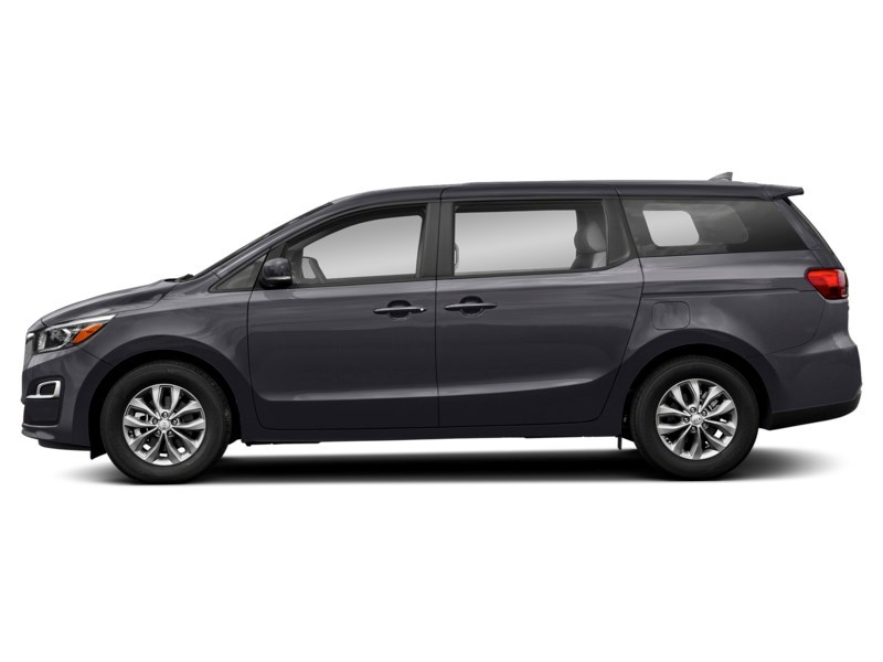 2020 Kia Sedona LX Thunder Grey  Shot 3