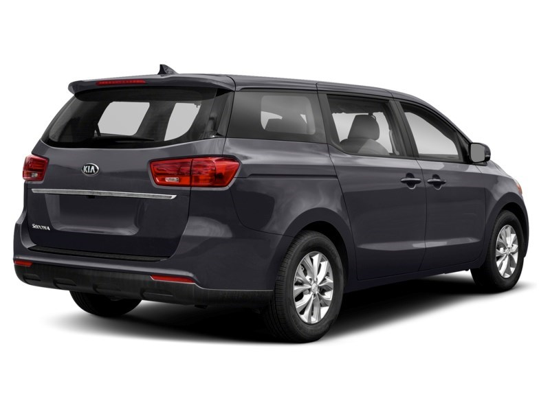 2020 Kia Sedona LX Thunder Grey  Shot 2